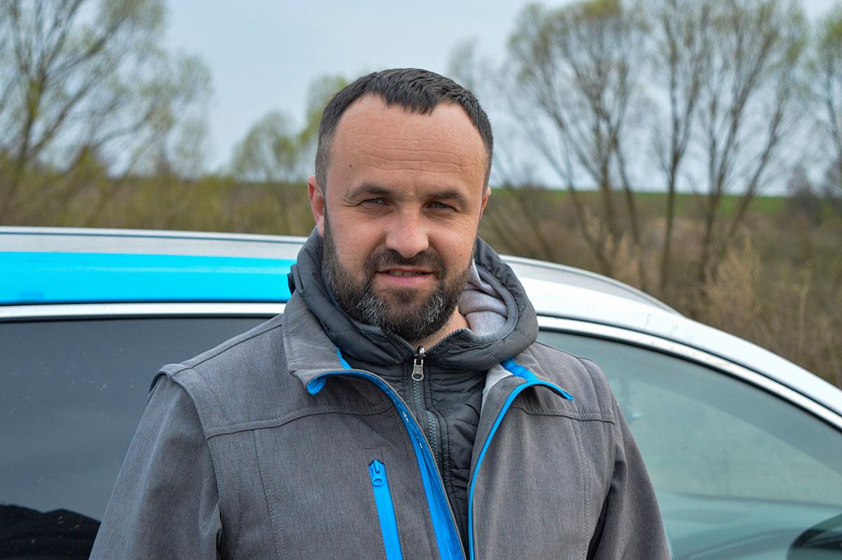 Сергій Кулинич, керівник напряму сільськогосподарської техніки «А-Тера»
